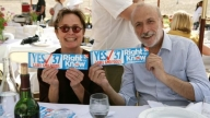 Alice Waters Carlo Petrini