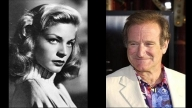 Robin Williams e Lauren Bacall