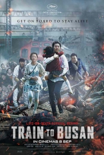 """Train to Busan"" poster finale"