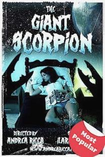 Locandina di The Giant Scorpion