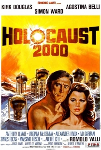 """Holocaust 2000"" Locandina originale cinematografica italiana, 1977"