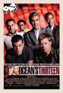 Locandina di Ocean's Thirteen