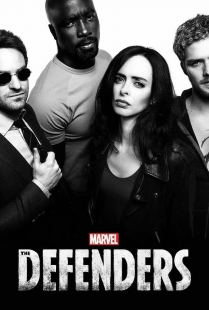 """The Defenders"" serie tv (Usa 2017)"