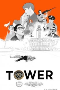 """Tower"" (Animazione) (Usa 2017), Keith Maitland. Documentario. Netflix.doc U.S. Sheet Original.jpg"