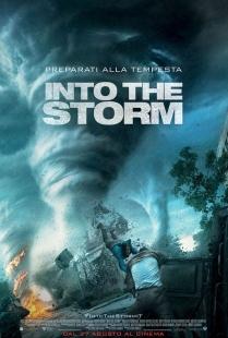 Locadina Into the storm