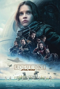 Locandina di Rogue One: A Star Wars Story