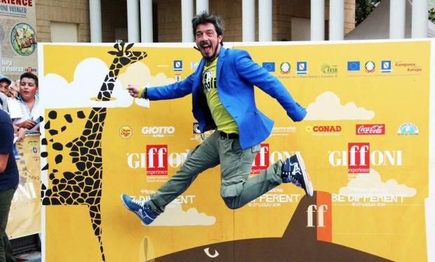 Paolo Ruffini al Giffoni Film Festival