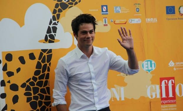 Dylan O'Brien al Giffoni Film Festival