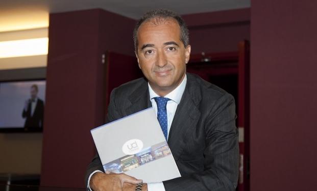 Andrea Stratta, Amministratore Delegato di UCI Italia