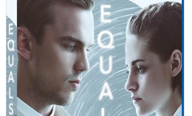 Il blu-ray di Equals
