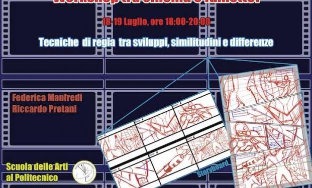 Workshop cinema e fumetto