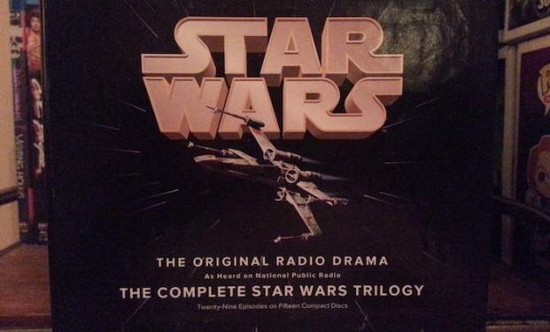 Star Wars versione radiofonica