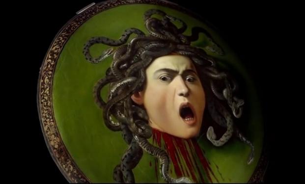 Caravaggio - L'anima e il sangue