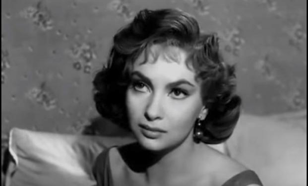 Gina Lollobrigida in La romana di Luigi Zampa