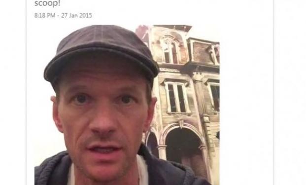 Neil Patrick Harris mostra il funzionamento della nuova app di Twitter