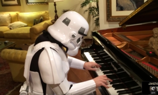 Star Wars - Duel of Fates on Piano