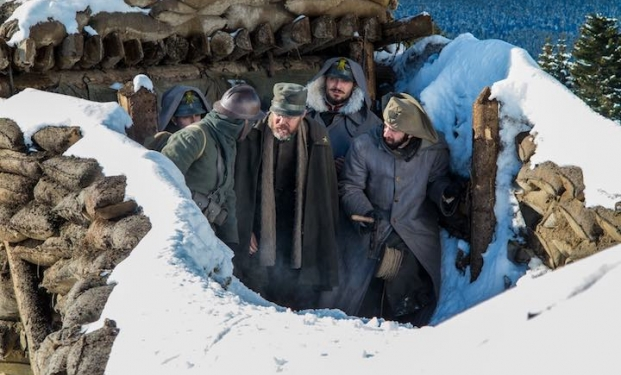 Torneranno i prati di Ermanno Olmi aprirà il Guerre&Pace Filmfest
