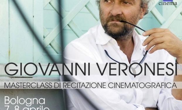 Masterclass con Giovanni Veronesi