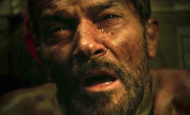 "Antonio Banderas recita in ""The 33"""