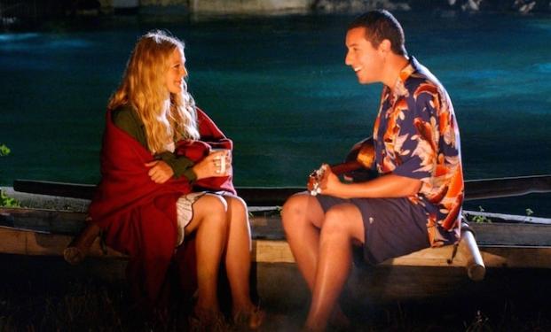 """Una scena di """"50 volte il primo bacio"""""""