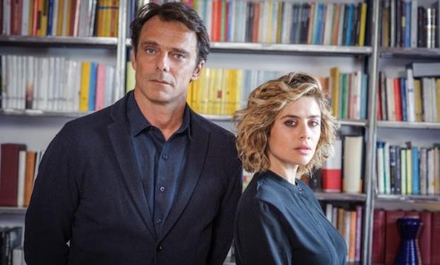 Alessandro Preziosi e Greta Scarano  - Foto di Fabrizio Di Giulio