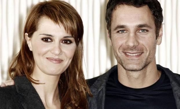 Paola Cortellesi e Raoul Bova