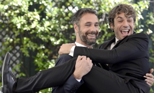 Raoul Bova e Luca Argentero
