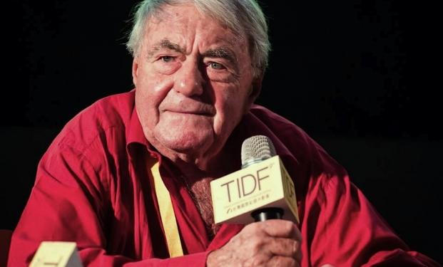 Claude Lanzmann al TIDF