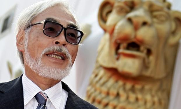 Hayao Miyazaki a Venezia 2008