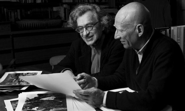 Wim Wenders e Sebastiao Salgado