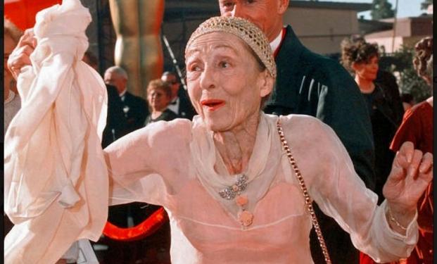 Luise Rainer l'attrice più vecchia vivente