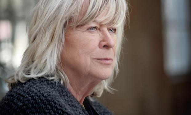 La regista tedesca Margarethe von Trotta