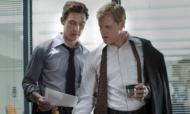 Matthew McConaughey e Woody Harrelson