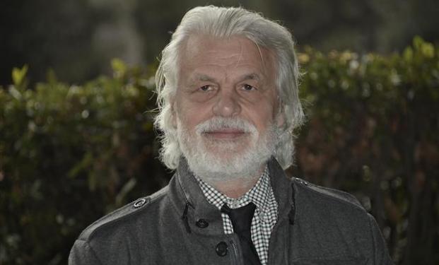 L'attore regista Michele Placido