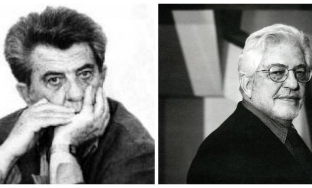 Nanni Loy ed Ettore Scola