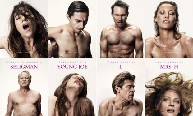 Nymphomaniac orgasmic poster