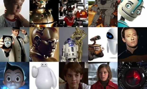 I quindici robot più adorabili