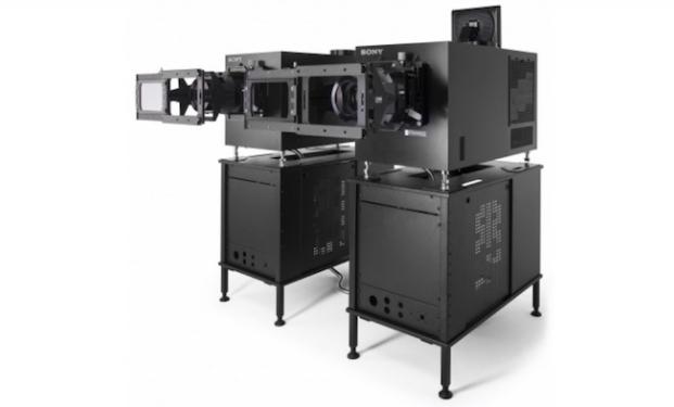 Sistema proiezione Sony Dual 4K SRX-R510DS