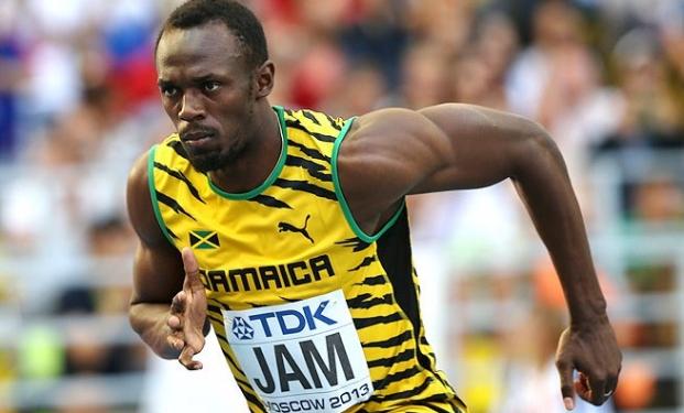 Il giamaicano Usain Bolt