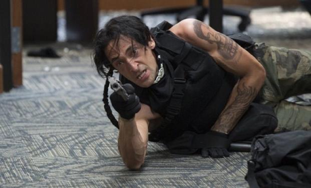 Adrien Brody in American Heist