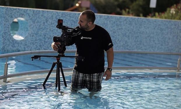 Il filmmaker Aldo Ricci