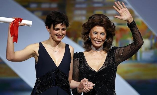 Alice Rohrwacher, premiata a Cannes nel 2014