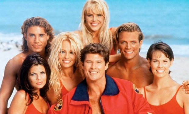 Baywatch remake in The B-team