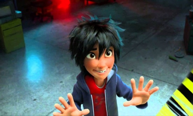 Trailer: luniverso disney e marvel si fondono in big hero 6