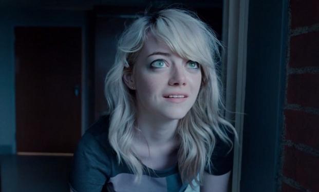 "Emma Stone in ""Birdman"" di Iñárritu"