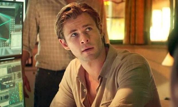 Chris Hemsworth in Blackhat di Michael Mann