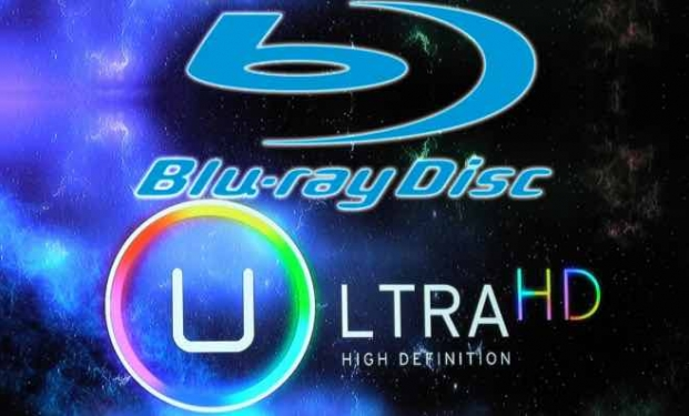 Blu-Ray Ultra HD