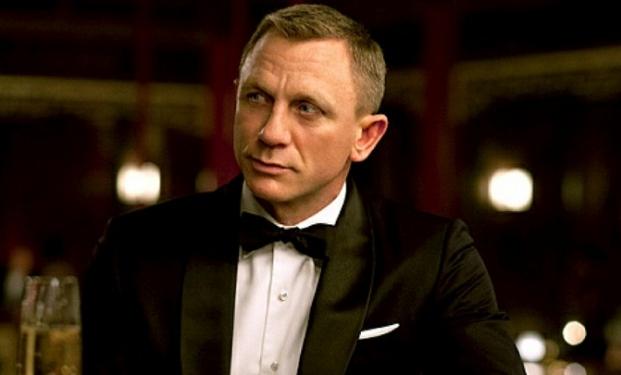 Il James Bond di Daniel Craig
