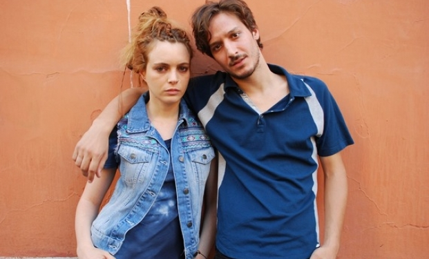 Miriam Dalmazio e Dario Aita