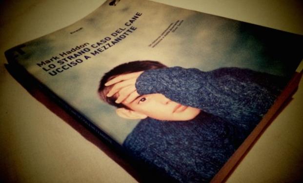 La copertina italiana del best seller di Mark Haddon